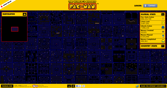 biggest pac-man