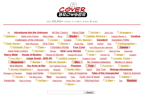 cover browser
