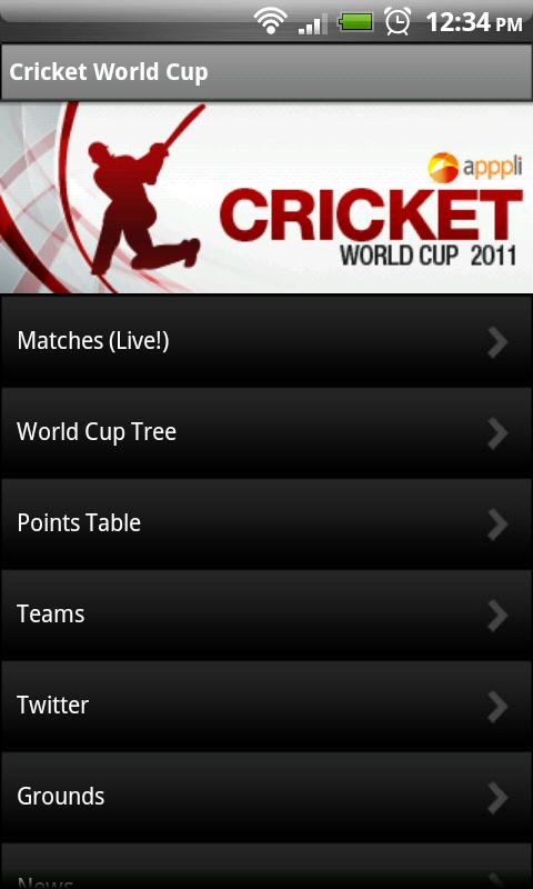 cricket worldcup 2011