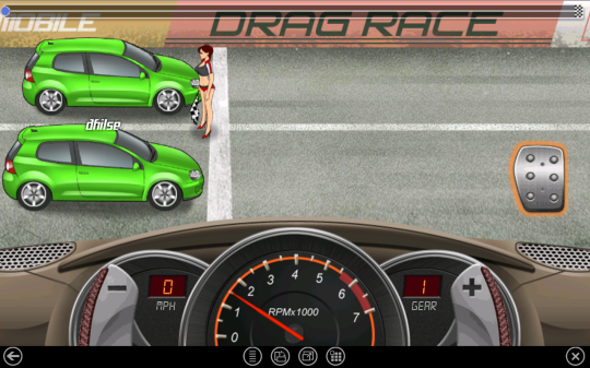 drap racing on windows