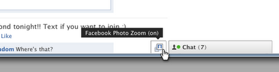 facebook zoom off