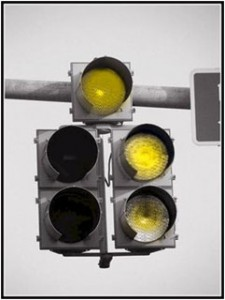 street light color deficient