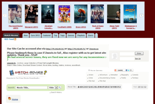 Free website for movies online 88